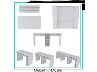 NEW! Новая серия модульной мебели «Basic»