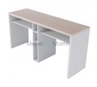 Маникюрный стол на 2 мастера серия «Комби» К-2
