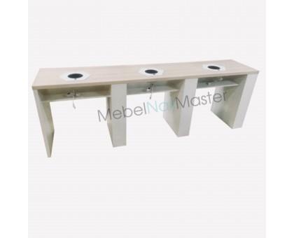 Стол на 3 Мастера серия «комби» MS-303.1