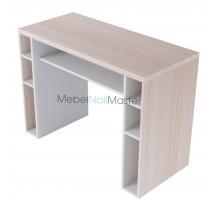 Маникюрный стол на 1 мастера серия «Комби+» К -1.1