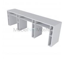 Маникюрный стол на 3 Мастера серия «Basic» В-3