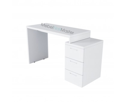 """Маникюрный стол на одного мастера серия """"LINE"""" L -3.1"""