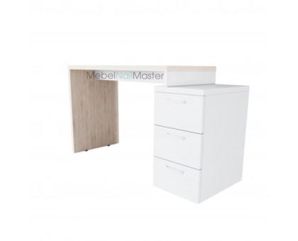 """Маникюрный стол на одного мастера серия """"LINE"""" L -3.2"""