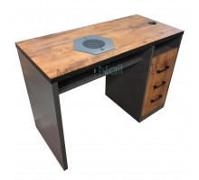 Маникюрный стол на 1 мастера серия «Loft - Nail» LN-4