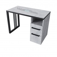 Маникюрный стол на 1 мастера серия «Loft - Nail» LN-7