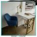 Маникюрный стол на 1 мастера с металлической опоре MS - 103.2
