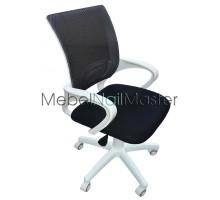 Кресло клиентов KR-102.1 черное