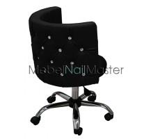 Кресло клиентов в технике каретной стяжки KR-103H