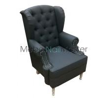 """Кресло """"Трон"""" в английском стиле PKR-104"""