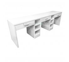 Маникюрный стол на 3 мастера серия «Проф» MS - 303.2