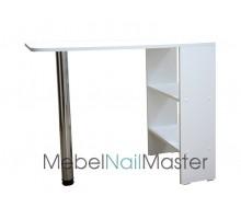 Складной маникюрный стол на одного мастера MS-108