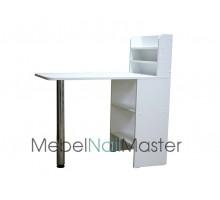 Маникюрный стол на одного мастера складной MS-109
